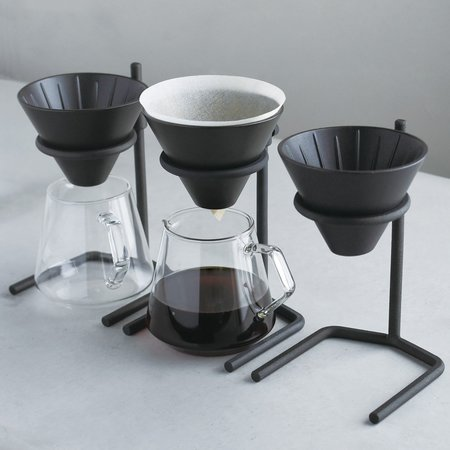 Kinto Japan SCS Coffee Brewer Stand Set