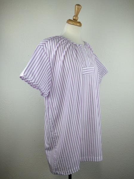 Sleep Shirt Short Sleeve Nightshirt