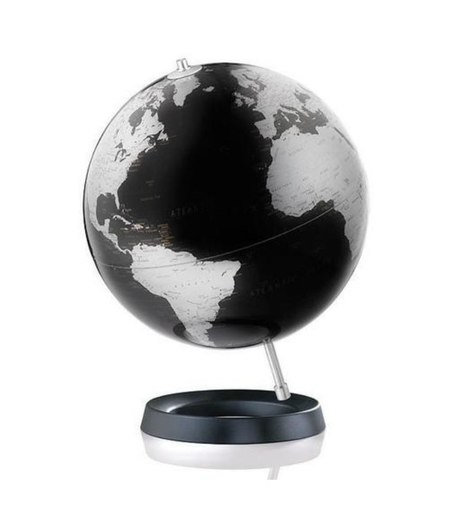 Atmosphere Globes Expression Globe - BLACK