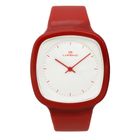 UNISEX Lorenz x Matteo Ragni Vigorelli Watch - Red