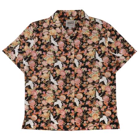 Naked & Famous Camp Collar Shirt