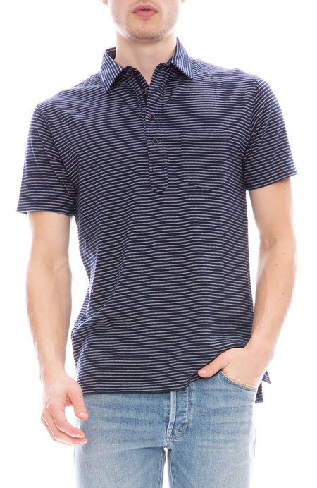 Relwen Polo Shirt - Striped