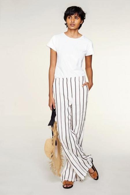 Dorothee Schumacher Expressive Lines Pants - stripe