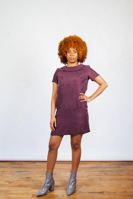 Jennifer Glasgow Comeau Tunic Dress - purple