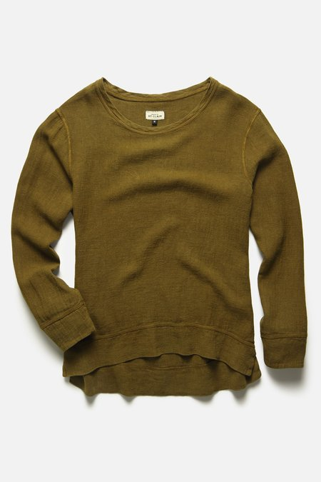 House Of St. Clair Pullover - Moss