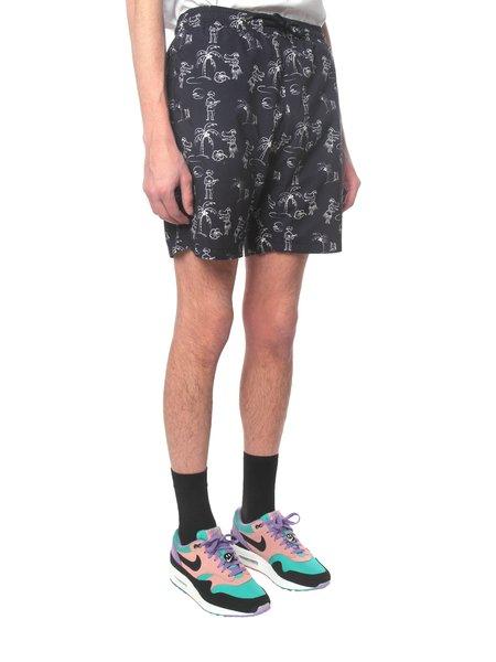 Benson Printed Swim Shorts