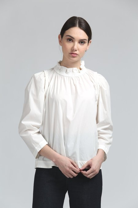Sea NY Sienna Blouse - White