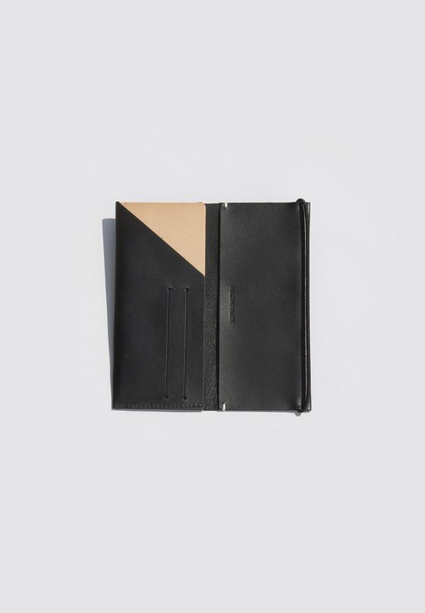 Building Block Smooth Leather Envelope Wallet