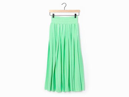 Molli Jade Skirt - Mint