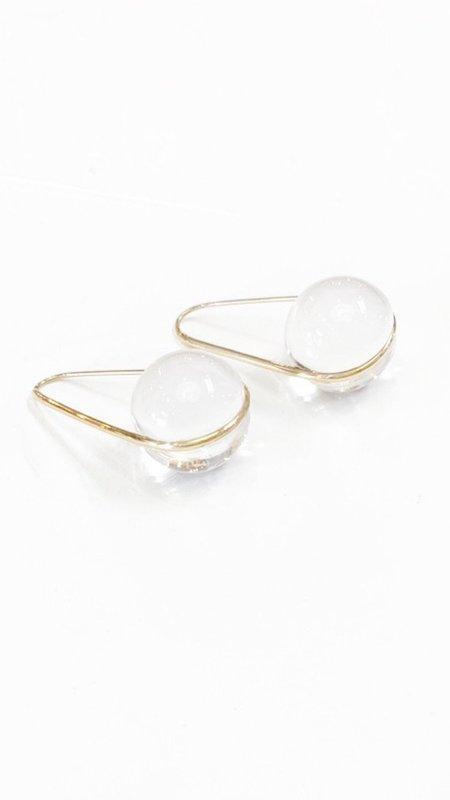 Cyril Studio Orbital Drop Earrings