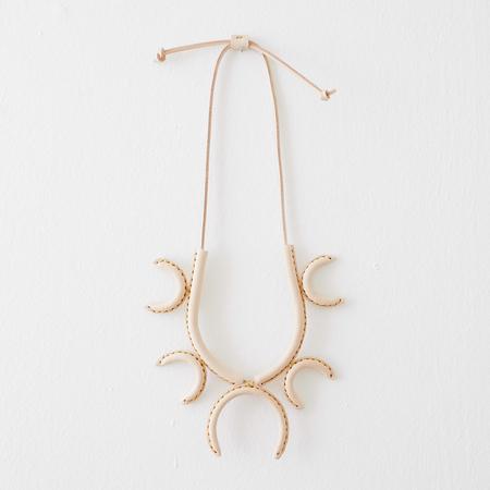 Crescioni flor necklace