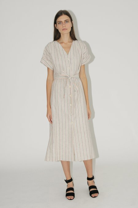 Diarte Allegra Striped Dress