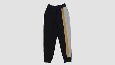 Marni Brushed Cotton Trousers - Colour Block