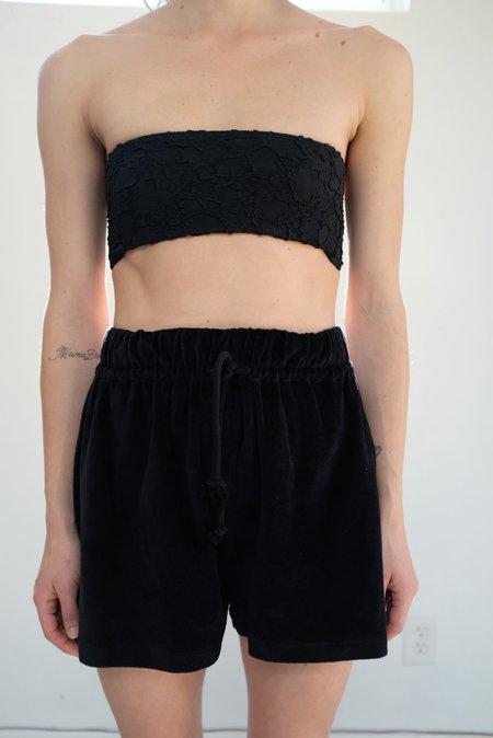 Baserange Delphie Shorts in Black