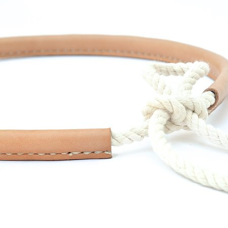 Made Solid Rope Belt