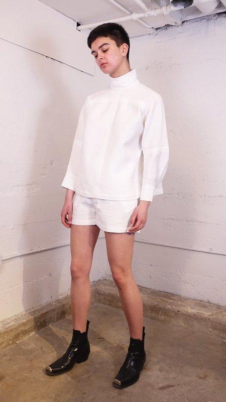 Rachel Comey Daft Shorts - White Foam