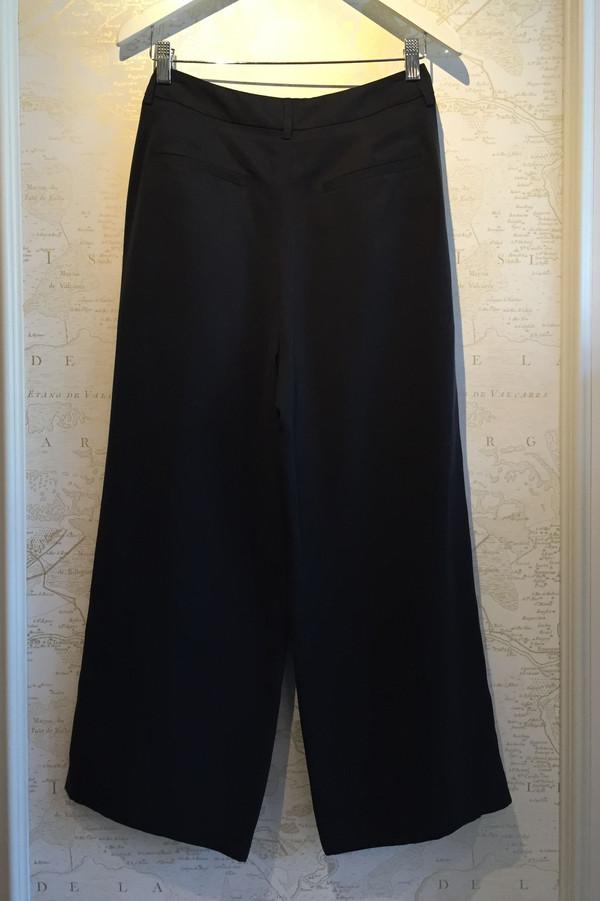 Tess GIberson Drapy cropped pant