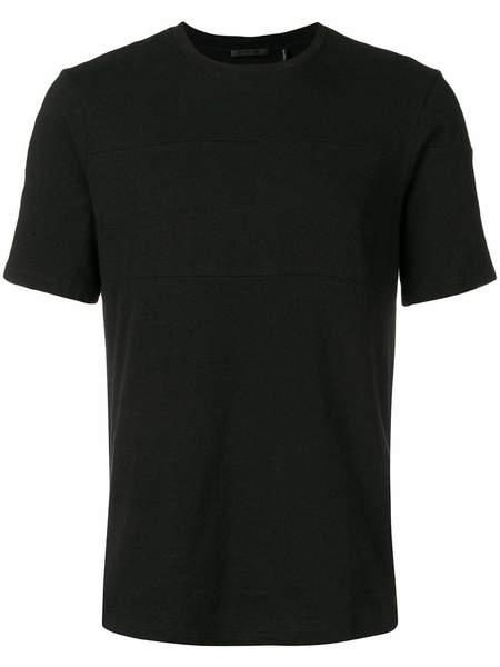HELMUT LANG logo T-shirt - black