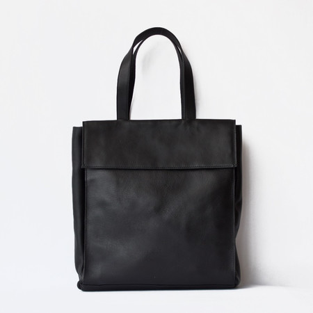 Le Bas Leather Tote