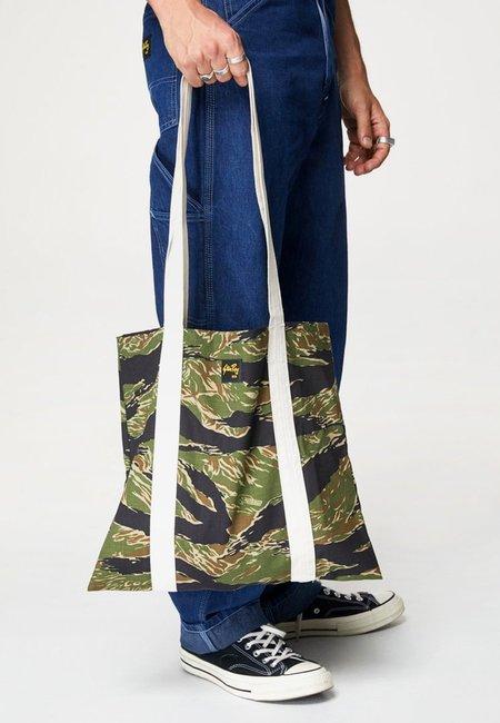 Stan Ray Ripstop Tote Bag - tigerstripe