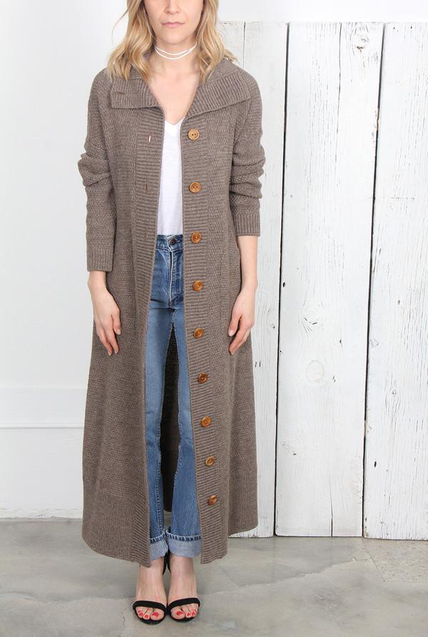 Rachel Comey GANSEY SWEATER COAT