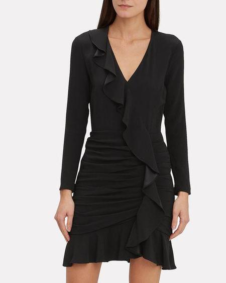 Veronica Beard Odessa Dress - Black
