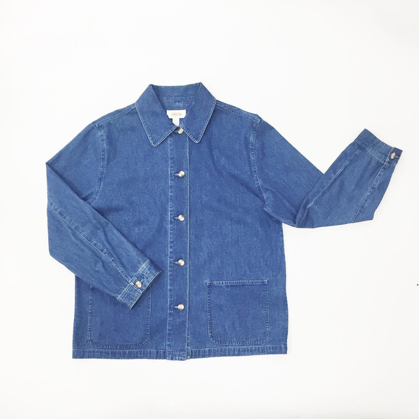 Johan Vintage Lightweight Denim Work Jacket