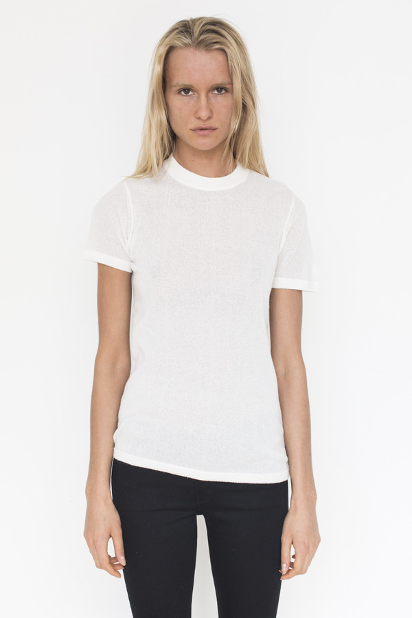 Pari Desai Cotton Blend Alex Sweater T
