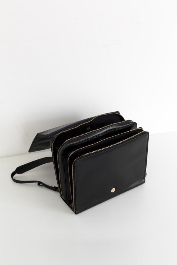 Royal Republiq Leather Raf Backpack