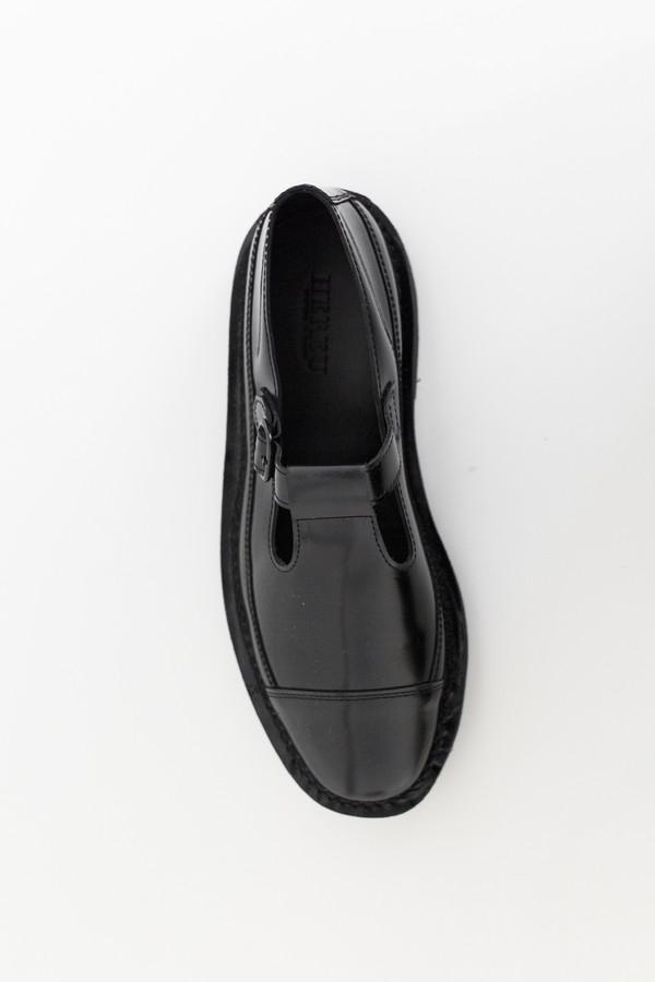 Men's Hereu Polished Leather Timoner Shoe