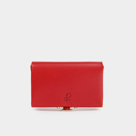 Partoem IRIS wallet - red