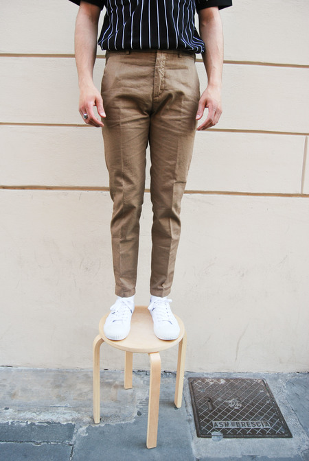 Department.5 Prince Pant - Sand