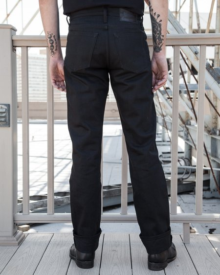 Left Field NYC Greaser Jeans - BLACK