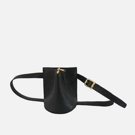 The Common Knowledge Pinch Belt Bag - Black