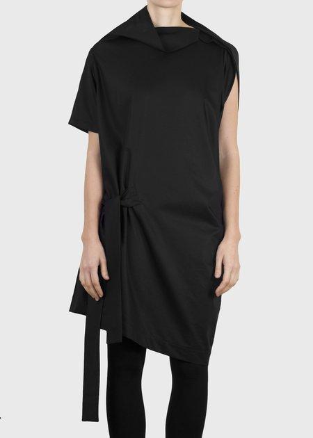 complexgeometries crimp tunic - black