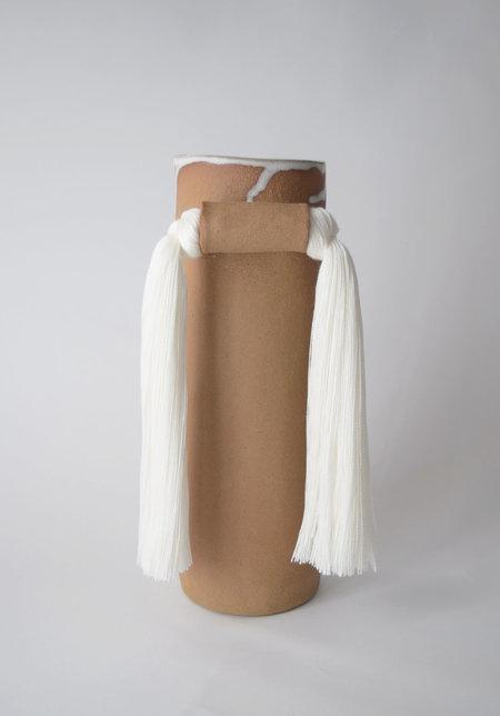 Karen Gayle Tinney Vase #531 - Natural