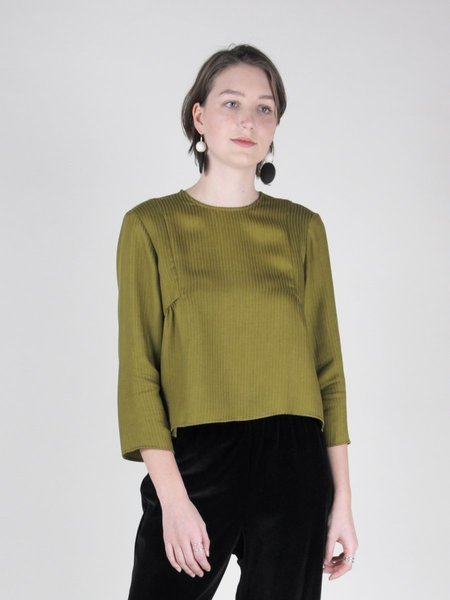 IGWT NYC Buxton Top - Pickle