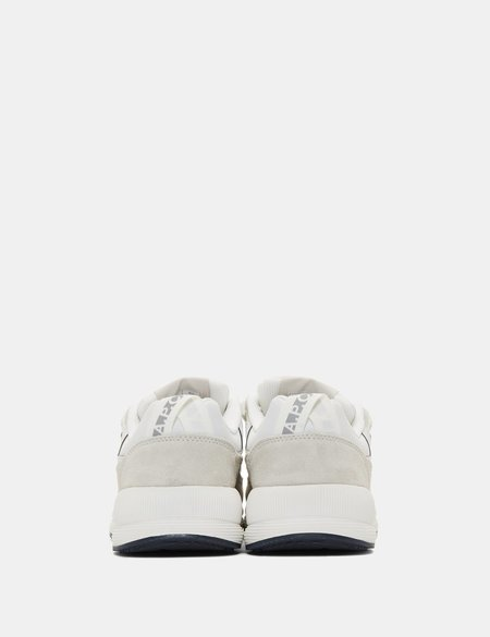 A.P.C Techno Homme Trainers - White