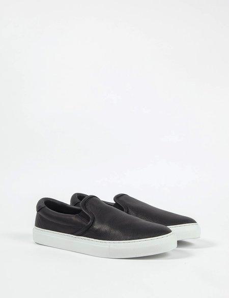 Diemme Leather Garda Slip-On - Black