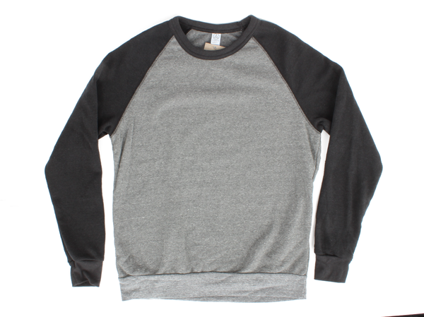 Men's Alternative Apparel Champ Color-Block Eco-Fleece Sweatshirt