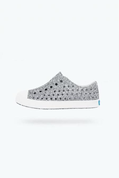 Native Shoes Jefferson Shoe - Silver Bling