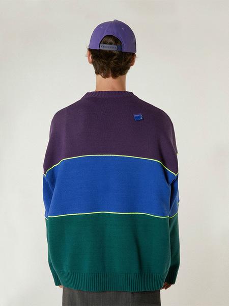 Ader Error Nox Knitwear - Purple
