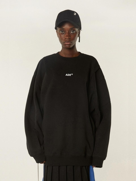 Ader Error Ade Sweatshirt - Noir