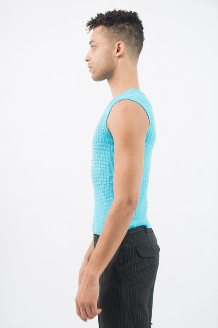 Angus Chiang Wrap You Knit Vest