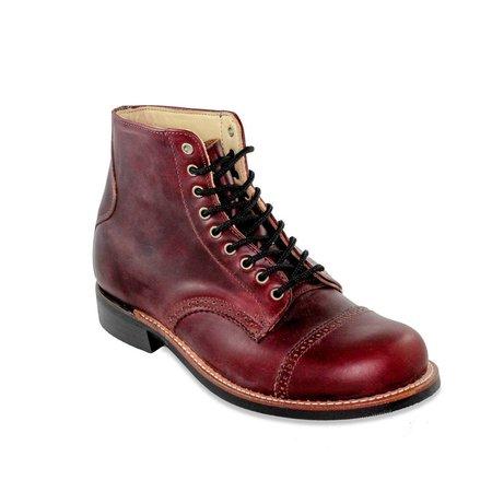 Canada West Shoes WM. Moorby - Black Cherry CXL