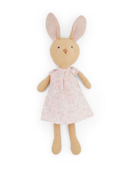 Kids Hazel Village Juliette Rabbit in Tea Party Dress