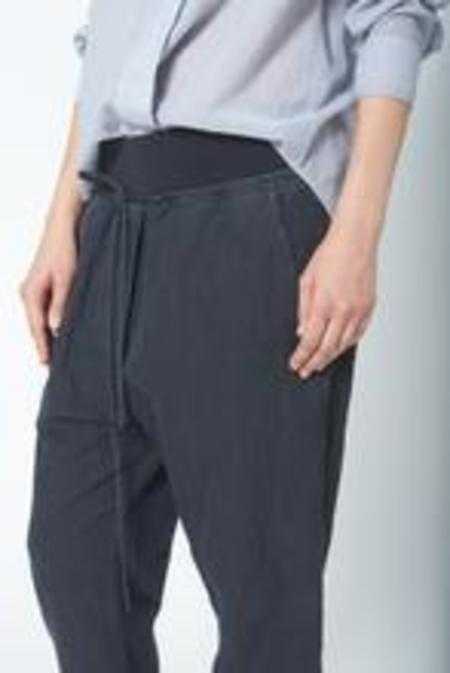 KES drop Crotch Pant - BLACK