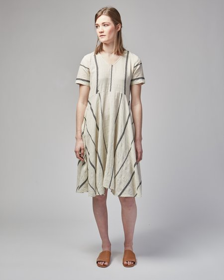 Ace & Jig Luella Dress - Casablanca