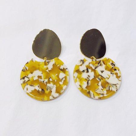 Judith Amiel Shapes 2 - Gold/Acetate