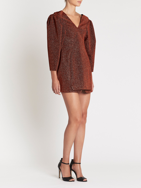 Camilla and Marc Baylee Dress - Copper